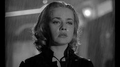 """Jeanne Moreau, """"Elevator to the Gallows"""""""