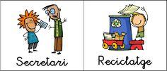 Mural Encarregats Classroom Rules, Classroom Posters, Classroom Decor, Classroom Management, Organization, Education, Comics, School, Primary Classroom
