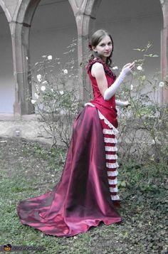 Victorian Girl - 2013 Halloween Costume Contest