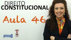 Aula 46 - Direito Constitucional - Poder Legislativo - Parte 2