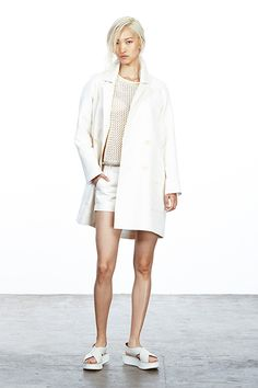 M.Patmos  New York 2015 S/S #Design #contemporary #Couture #Fashion #black , #white , #minimal, #simple , #aesthetic , #composition #mode #simple, #Fashiondesign