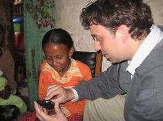 Let the children learn with the use technologies for them not to get ignorant. Those children who have not been gone to any school surely don't know how to use of those kinds of technologies. But with the help of Tim Mccallan, those children has given the privilege to go to school and learn a lot of things.
