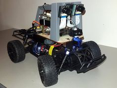 Stereo Vision and LiDAR Powered Donkey Car « Adafruit Industries – Makers, hackers, artists, designers and engineers! Circuit Design, Diy Store, Electronic Engineering, Donkey, Arduino, Raspberry, Monster Trucks, Engineers, Projects