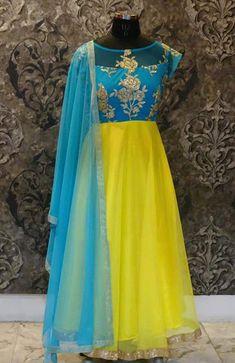New Arrival Designer Long Frocks | Buy Online Long Frocks | Elegant Fashion Wear