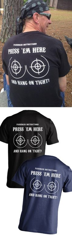 Too Funny! Awesome biker t-shirts and apparel at SkullSociety.com. This would make an awesome gift for a motorcycle lover.