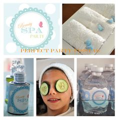 Spa Party by Perfect Party