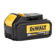 DEWALT 20-Volt 3 Ah Max Lithium-Ion Battery Pack Model DCB200 #DeWalt