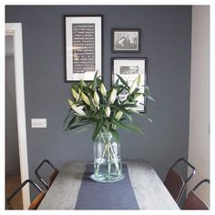farrow and ball lamp room grey paint tara living room pinterest d co salon peinture et. Black Bedroom Furniture Sets. Home Design Ideas