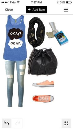 Best fault in our stars outfit