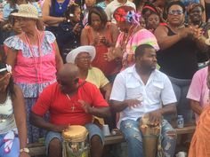 Congo culture, playing drums, singing and dancing in Portobelo, Costa Arriba - Panama