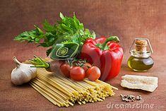 Italian food by Maceofoto, via Dreamstime