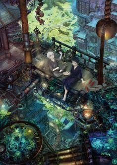 pixiv #anime #illustration