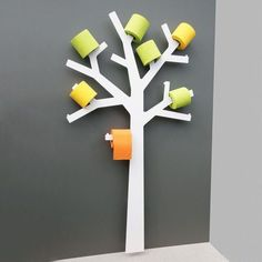 Tree Toilet Paper Holder