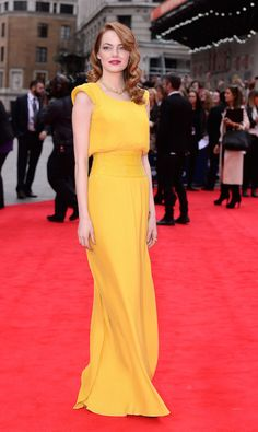 20 Times Emma Stone Looked Perfect On The Red Carpet