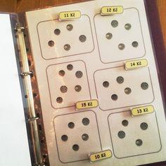 Matematika peníze