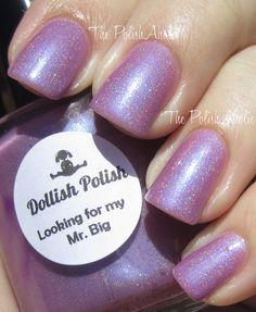 Dollish Polish - Looking for my Mr. Big