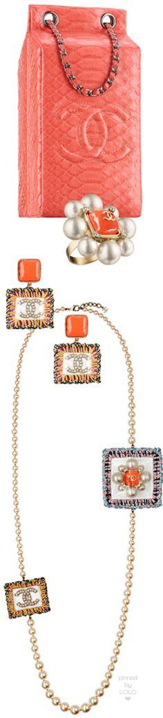 Chanel Fall/Winter 2014 Accessories | LOLO❤︎