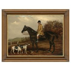 Check out this item at One Kings Lane! Horse and Rider I