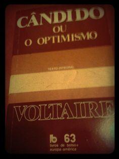 Candide ou l'Optimisme, Voltaire