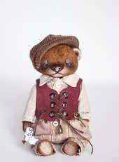 Lisevich teddy bears - Artist Bears and Handmade Bears
