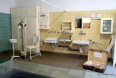 First aid room at Rammelsberg Mine in Goslar Saxony Anhalt, Rhineland Palatinate, Lower Saxony, North Rhine Westphalia, First Aid, World Heritage Sites, Germany, Room, Bedroom