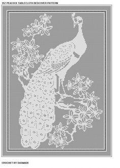 filet+crochet+patterns+free | Free Filet Crochet Patterns – Filet Crochet Charts