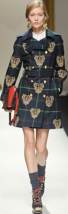 Moschino Fall 2013| LBV ♥✤ | KeepSmiling | BeStayBeautiful