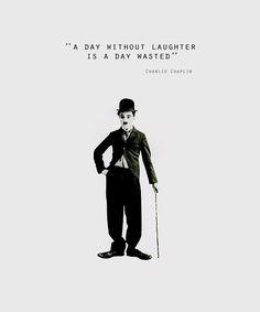 un giorno senza sorriso è un giorno perso