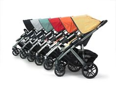 Another stroller finalist, hopefully, we will pick one before Pearson goes to college :)!