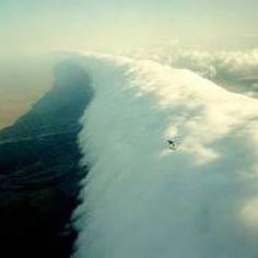 Australian wave cloud