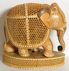 Elephant within Elephant (Wood)