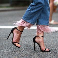 2016-Fashion-Trend-Vintage-Horn-font-b-Flared-b-font-Trousers-Women-font-b-High-What is the trend of the pants leg ends-denim-jeans-kot-pantolon-paça-ucu-trendleri-modası-nedir--renkli