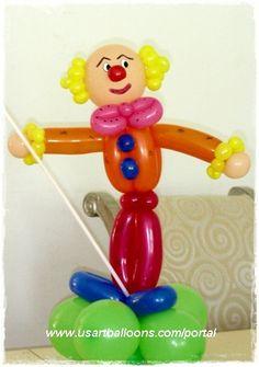Globos balloons on pinterest balloon columns balloon for Balloon decoration courses dvd