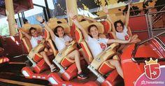 #momentoEnjoy15 es subirte a la #rockIt  #UniversalMoments #UniversalStudiosFlorida #Sky #Fun #Vacation #Igers #LoveFL #Coaster #HollywoodRipRideRockit #InstaWow #InstaGood #InstaDaily #igersorlando #rollercoaster