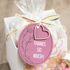 A Fresh Look at Timeless Tags | Stampin' Pretty