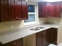 1000 Images About Beautiful Kitchen Cabinets On Pinterest Menards Kitchen Cabinets Staining