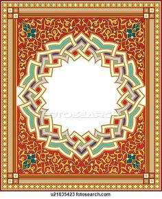 Arabesque Designs (page 2) - stock illustration clip art. Buy royalty free clipart images on disc by Lushpix Illustration.
