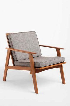Dagmar Chair - Urban Outfitters for living room might work if comfy Apartment Furniture, Home Furniture, Furniture Design, Apartment Living, Living Room Sofa, Living Spaces, Dining Rooms, Dining Chairs, Simple Living Room
