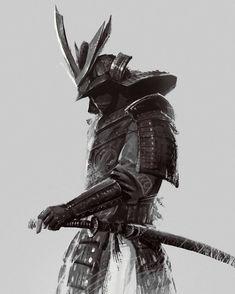 I'm looking for an anime about samurai. You guys know any samurai anime? i love shows like drifters. Samurai Tattoo, Samurai Drawing, Samurai Artwork, Shogun Tattoo, Demon Tattoo, Japanese Artwork, Japanese Tattoo Art, Japanese Tattoo Designs, Ronin Samurai
