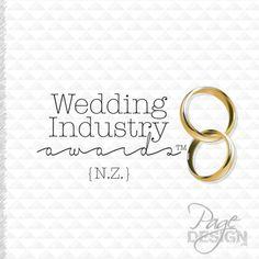 Logo for Wedding Industry Awards, New Zealand