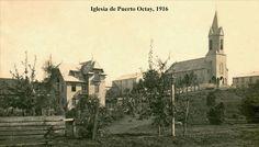 Iglesia de Puerto Octay, 1916