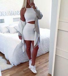fashion, outfit, and dress -kuva