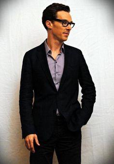 Benedict, he's so adorable. :)