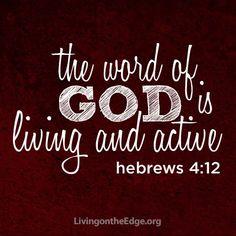 Hebrews 4:12  More at http://ibibleverses.christianpost.com/