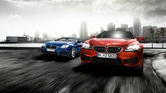 2012 Bmw M6 Convertible And 2013 Bmw M6 Coupe Car Wallpapers Free