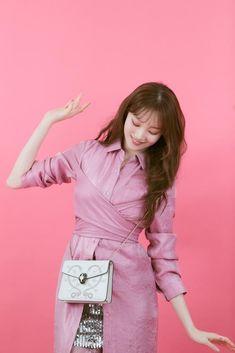 Lee Sung Kyung a South Korean actress and model Korean Actresses, Asian Actors, Korean Actors, Lee Sung Kyung Wallpaper, Weightlifting Kim Bok Joo, Korean Girl, Asian Girl, Dramas, Ahn Hyo Seop