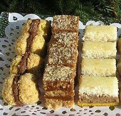 Probaj ovako!: Prijedlog za božićne kolače: Krešenti, Reform kocke, Orah kocke