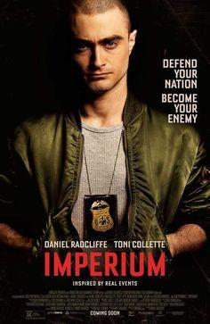 Imperium (2016) 27x40 Movie Poster