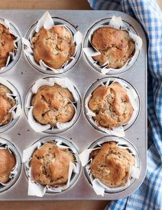 Recipe: Banana Nut Muffins — Breakfast Recipes from The Kitchn