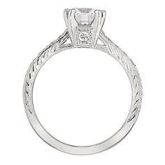 vintage engagement rings, vintage style engagement rings, engraved rings